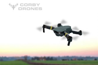 corby drone image